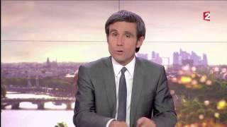 Générique 20h France 2 Complet (2014)