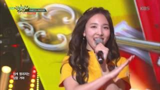 뮤직뱅크 Music Bank - 트와이스 - KNOCK KNOCK (TWICE - KNOCK KNOCK).20170303