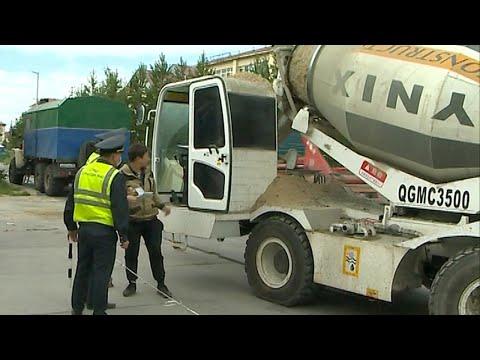 Губкинская городская инспекция провели рейдовое мероприятие в рамках операции Экологический трактор