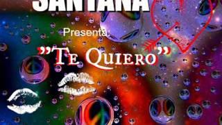Santana- Te Quiero (En Escena)