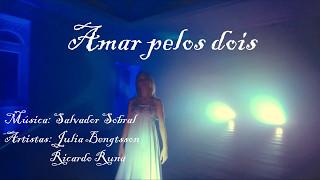 Salvador Sobral - Amar pelos dois (Dance Version) - Eurovision 2017 Portugal