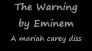 Eminem the warning lyrics