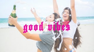 Fuego, Nicky Jam - Good Vibes [Vertical Video] | Beach Day ☀️🌴