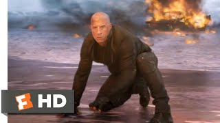 The Fate of the Furious (2017) - Heat Seeking Missile Scene (10/10) | Movieclips