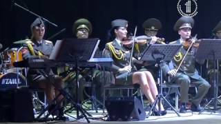 Концерт Ансамбля Вооружённых сил