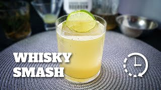 miniatura Como Fazer Whisky Smash (Rapidinha)| E Tome Drink!