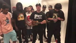 Shoreline Mafia x Einer Bankz - Bands Acoustic Video