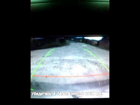 Омыватель задней камеры Mitsubishi