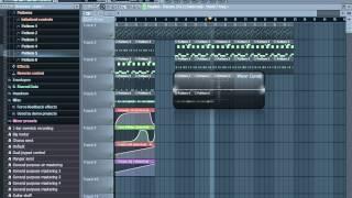 Booba - Mové Lang feat. Bridjahting & Gato ( instrumental ) dead mask prod dz