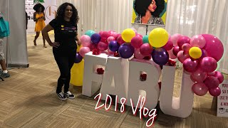 FABU Tampa Hair Expo 2018 Vog | Agirlinlovewithbeauty