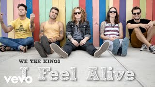 We The Kings - I Feel Alive (Audio)