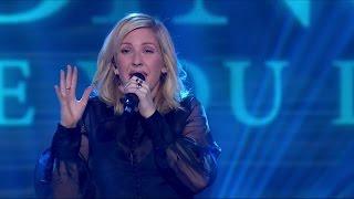 Ellie Goulding och idolerna - Love me like you do - Idol Sverige (TV4)
