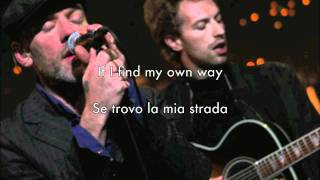 Michael Stipe (REM) Ft Chris Martin (Coldplay) - In The Sun (testo e traduzione)