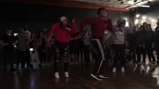 Kenneth San Jose, Bailey Sok, Leanne Tessa - Bad and Boujee - Migos - Matt Steffanina Choreography