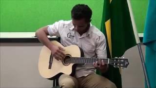 F O L H A  S E C A  AMADO BATISTA  -(Violão fingertylle cover) Isac Tubino