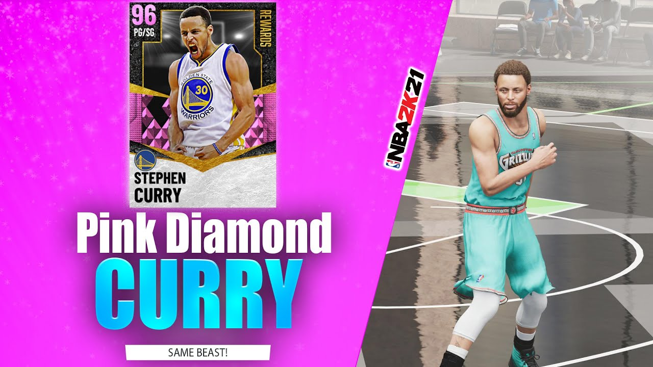 Bud22089 - PS5 NBA 2K21 MyTeam w/ Pink Diamond Steph Curry - I Made a Big Mistake! Full Game Friday