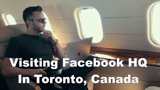 [PRIVATE TOUR] Inside Shopify & Facebook Headquarters!