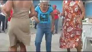 La mujer que nuca sele acaba la joda jajajaja