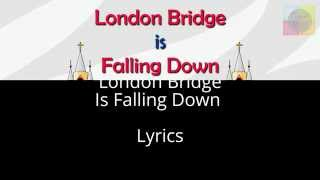 London Bridge is falling down (Lyrics) - The Green Orbs (Vocal Version)