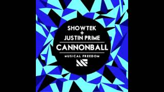 Showtek & Justin Prime ft. Matthew Koma - Cannonball
