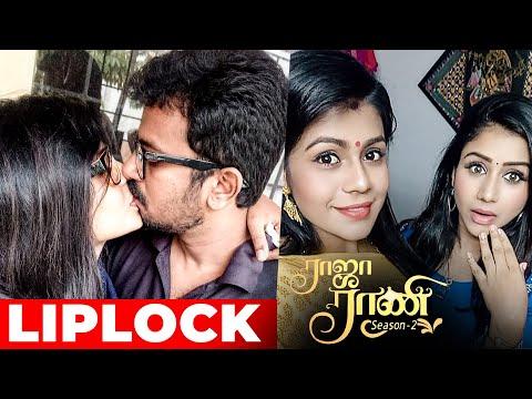 Raja Rani Serial Actress Liplock 😱 | Alya Manasa | Niharika | Vijay Tv Serial | Tamil News