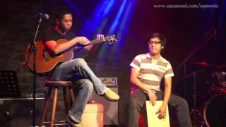 Drifting by Andy McKee | Cover by Reeve Jia Ming & Brandon Cher