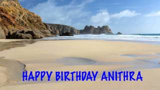 Anithra Birthday Song Beaches Playas