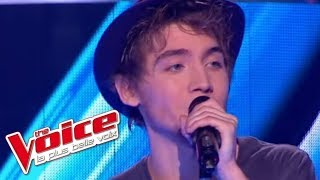 The Voice 2013 | William - Paradise (Coldplay) | Blind Audition