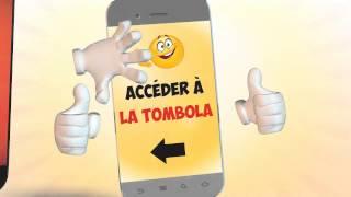 TOMBOLA QUBE 2015, Smartphone à gagner !
