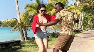 Bailando Linda Bachata - Edwin y Dakota en La República Dominicana