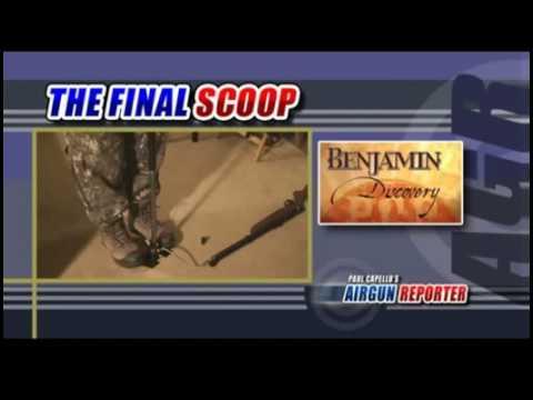 Video: Benjamin Discovery air rifle, short review  - Airgun Reporter Episode #4 | Pyramyd Air