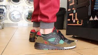 "West NYC x Saucony Shadow 5000 ""Cabin Fever"" On Feet Review"