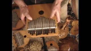 kalimba love and thumbs
