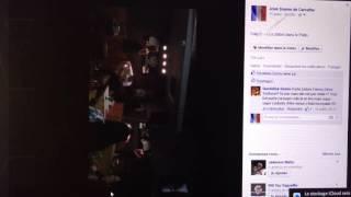 Faty S live acoustique at Le Zèbre dans Patio