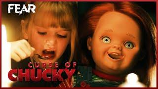 Curse of Chucky | The Last Supper (Poisoned Chilli Scene)