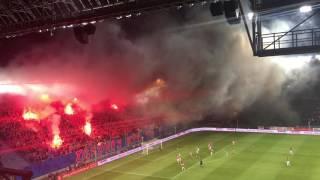 E: Wisła Kraków - Legia Warszawa. 2016-09-23