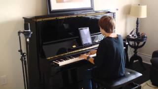"""Pink Floyd """"The Great Gig in the Sky"""" piano rendition"""