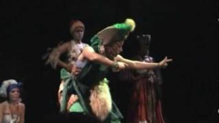 ORIXA LERO completo- 5/10 - Danza de Orixá Oxossi