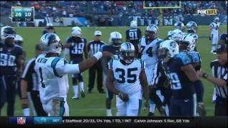 Carolina Panthers 2015-2016 Regular Season Highlights