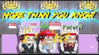 More Than You Know / GROWTOPIA (Music video), ft .PeterW