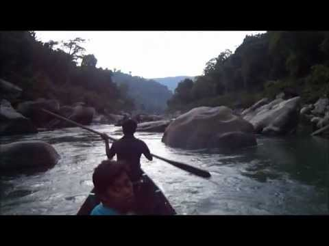 Sangu River Travel (Thanchi to Remakri), Bandarban, Bangladesh