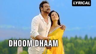 Dhoom Dhaam (Lyrical Song) | Action Jackson | Ajay Devgn & Yami Gautam