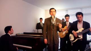 Pompeii - 1969 / Mad Men -Style Bastille Cover ft. Tony DeSare