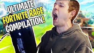 ULTIMATE Fortnite RAGE Compilation #9