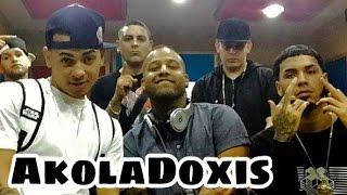 OZUNA canta BONITA de JOWELL Y RANDY con J BALVIN y declara ser INFLUENCIADO POR EL DÚO | AKOLADOXIS