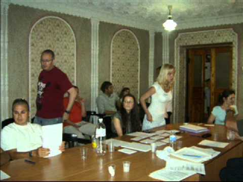 Ukraine Mission Trip 2011.WMV