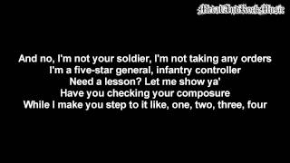 Linkin Park ft. Page Hamilton - All For Nothing | Lyrics on screen | HD
