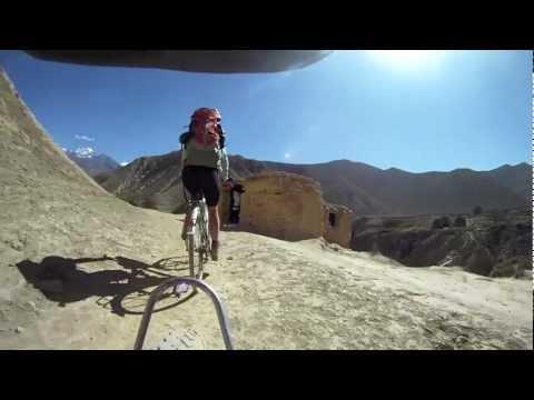 Mustang by bike – trailer HD
