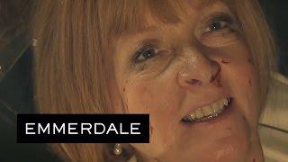 Emmerdale - Val Dies In The Mirror Maze