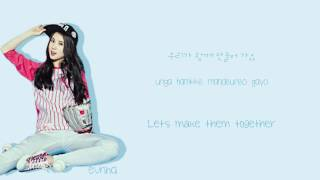 GFRIEND (여자친구) – My Buddy (기억해) Color-Coded-Lyrics (Han/Rom/Eng)